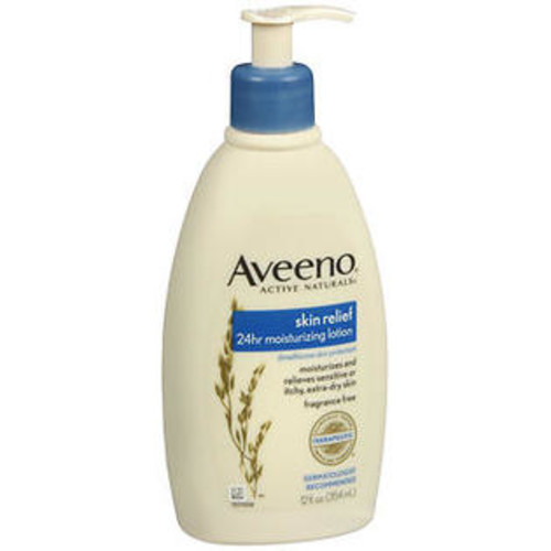 Aveeno Active Naturals Skin Relief Moisturizing Lotion - 12 oz