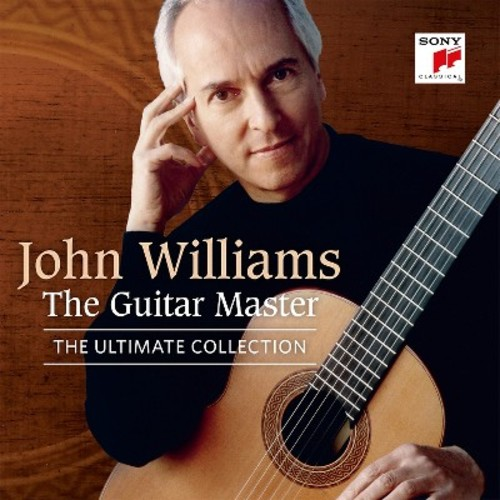 John Williams - The Guitar Master: The Ultimate Collection (CD)