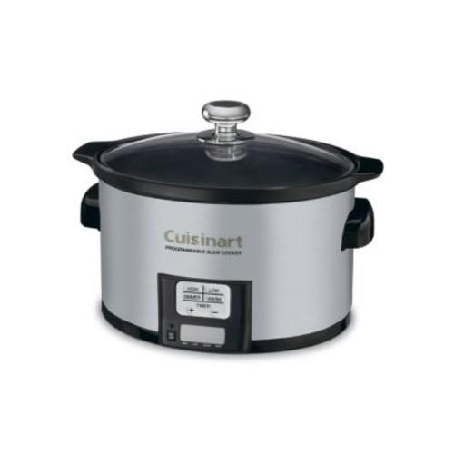 Programmable 3.5-Quart Slow Cooker