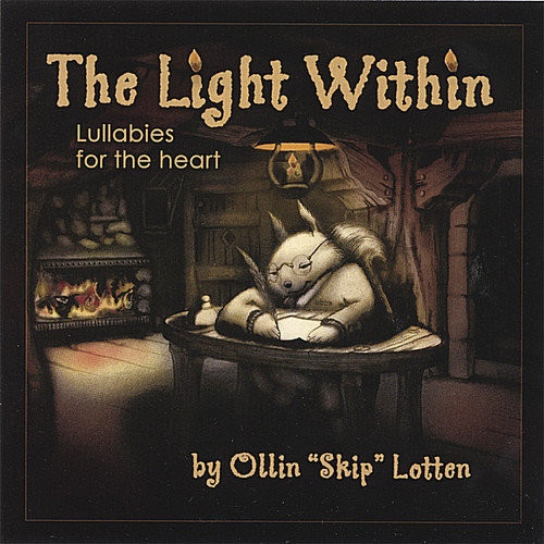 Light Within: Lullabies for the Heart [CD]