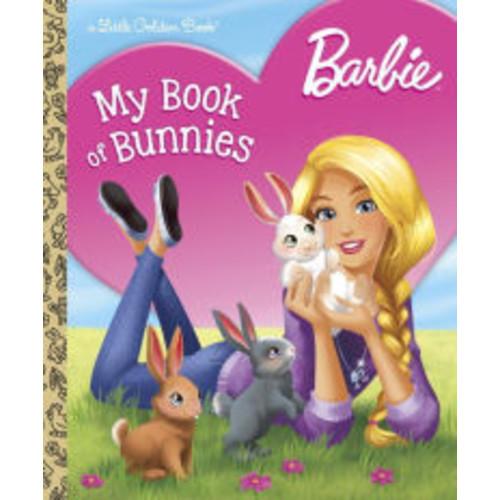Barbie: My Book of Bunnies (Barbie)