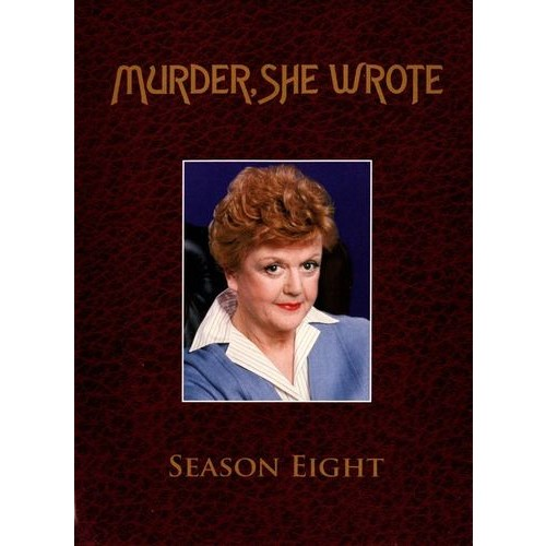 Murder, She Wrote: Season Eight [5 Discs] [DVD]