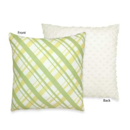 Sweet Jojo Designs Leap Frog Decorative Pillow