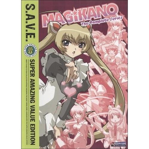 Magikano: The Complete Series S.A.V.E.: Clint Bickham, Jessica Boone, Hannah Alcorn, Luci Christian, Chris Ayres: Movies & TV