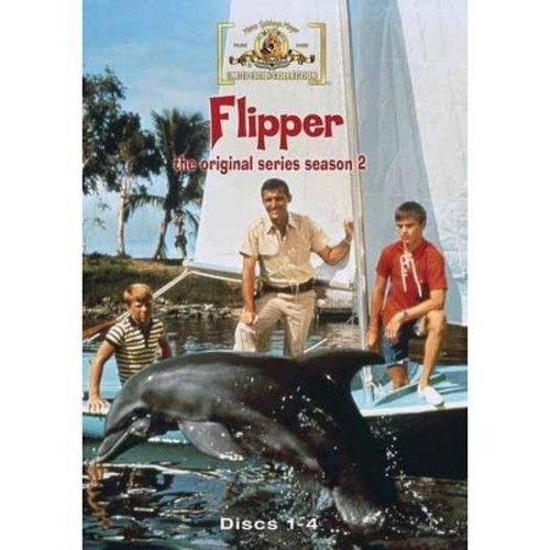 Flipper: The Original Series - Season 2 [8 Discs]