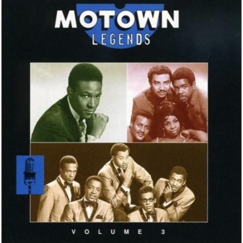 Motown Legends, Vol.3 [CD]