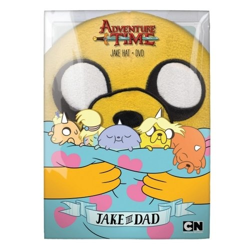 Adventure Time: Jake The Dad - DVD