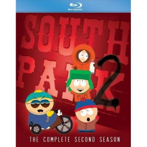 South Park:Complete Second Season (Blu-ray)