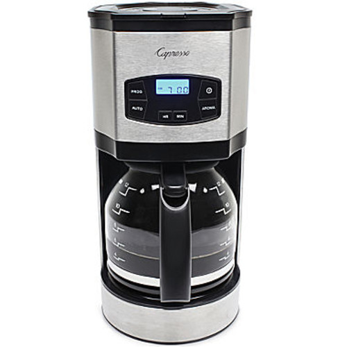 Capresso SG120 12-Cup Coffee Maker