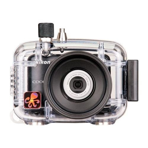 Ikelite 6280.28 Underwater TTL Camera Housing for Nikon Coolpix L25 Digital Camera