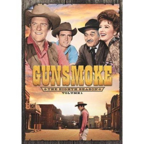 Gunsmoke: The Eighth Season, Vol. 1 [5 Discs]