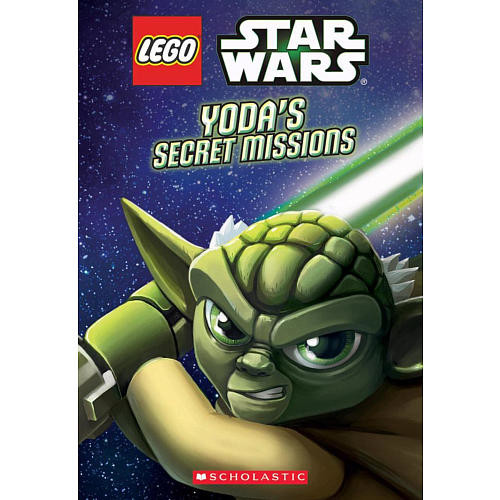 LEGO Star Wars: Yoda's Secret Missions (Chapter Book #1)