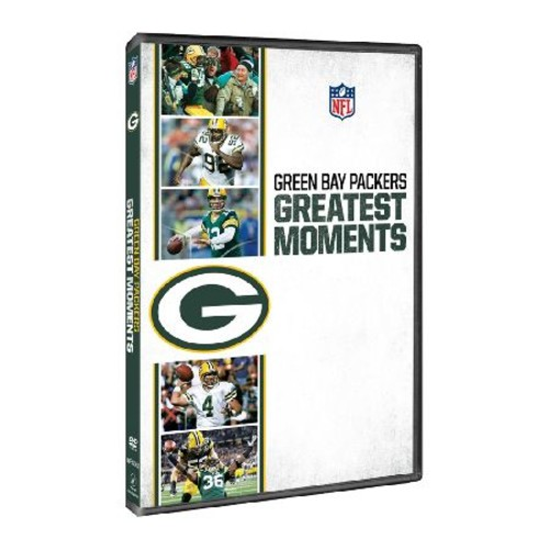 NFL Greatest Moments: Green Bay Packers DVD