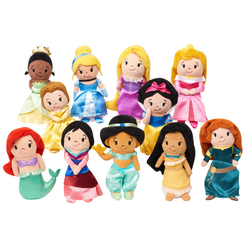 Disney Princess Stylized Collector Set