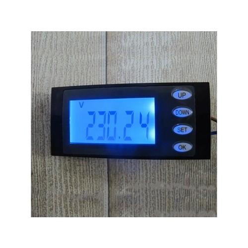 20A Digital LED Power Meter Monitor Voltage Watt Energy Volt Ammeter