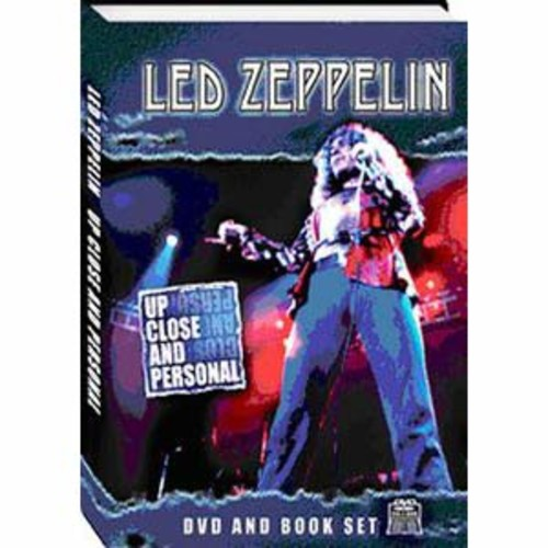 Led Zeppelin: Up Close and Personal DD5.1/DTS/DD2