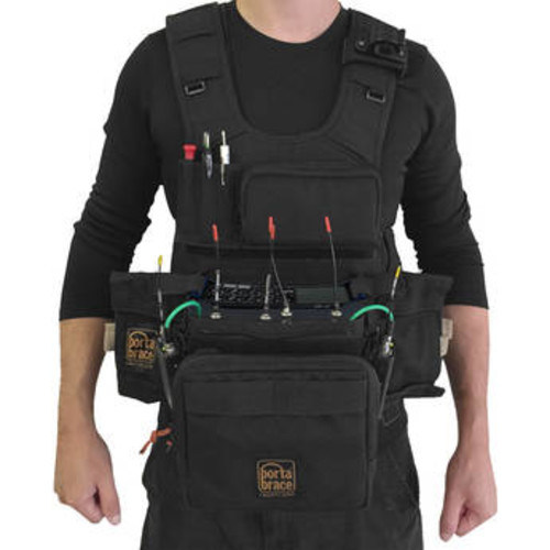 ATV-Z8 Audio Tactical Vest for Zoom F8 Portable Recorder