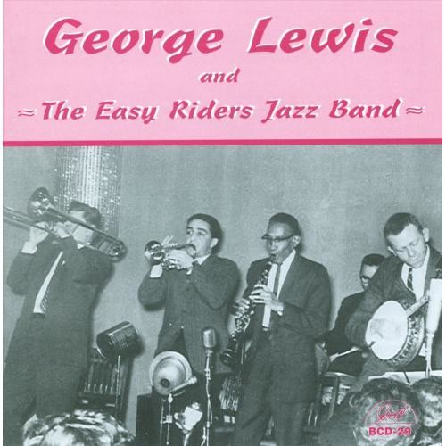 George Lewis and the Easy Riders Jazz Album [CD]