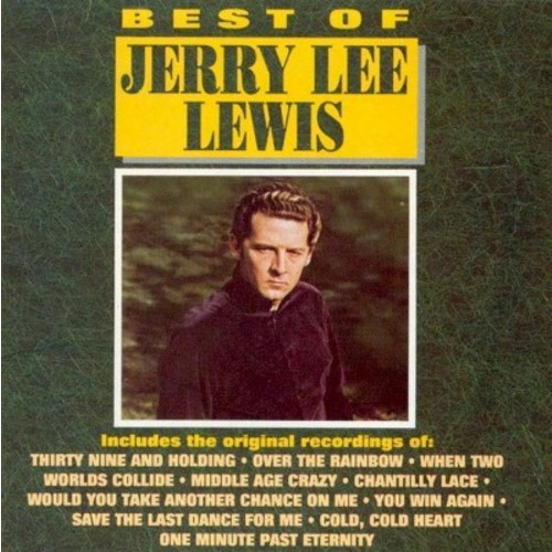 Jerry Lee Lewis - The Best of Jerry Lee Lewis (Capitol) (CD)