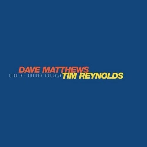 Dave Matthews - Live At Luther College (Vinyl)