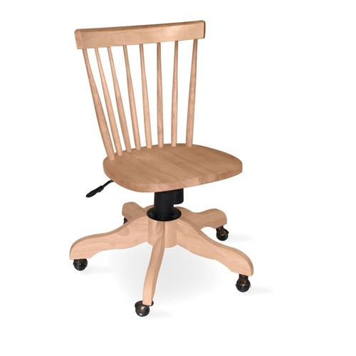 International Concepts Copenhagen Office Chair with Base