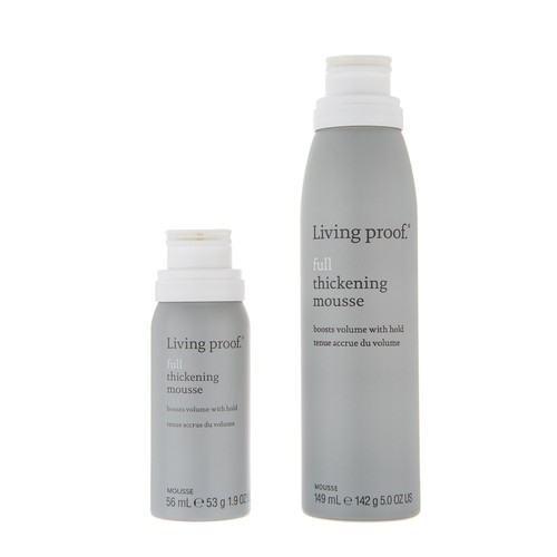 Living Proof Full Mousse with Travel Auto-Delivery