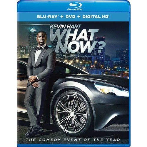 Kevin Hart: What Now? [Includes Digital Copy] [UltraViolet] [Blu-ray/DVD] [2 Discs] [2016]
