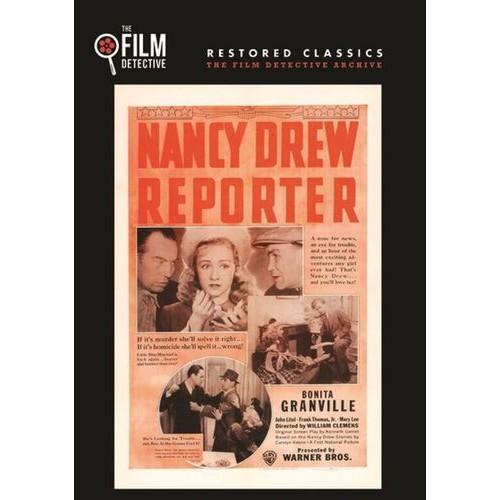 Nancy Drew, Reporter [The Film Detective Restored Version] [DVD] [1939]