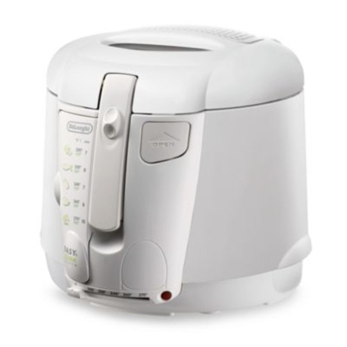 De'Longhi Cool Touch Deep Fryer in White