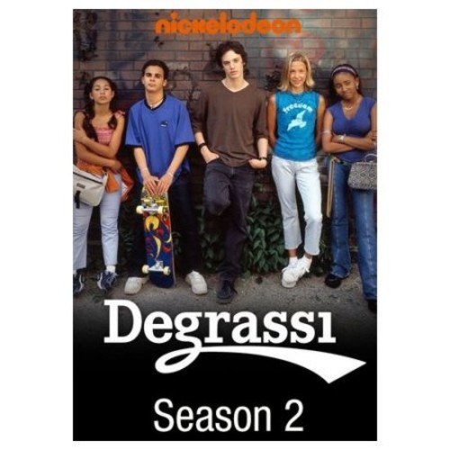 Degrassi: The Next Generation: Season 2 (2002)
