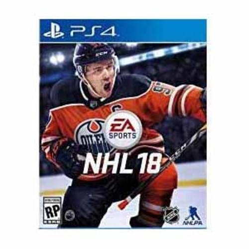 EA Sports NHL 18 - PlayStation 4