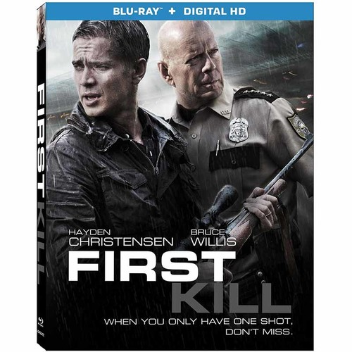 First Kill [Blu-Ray] [Digital HD]