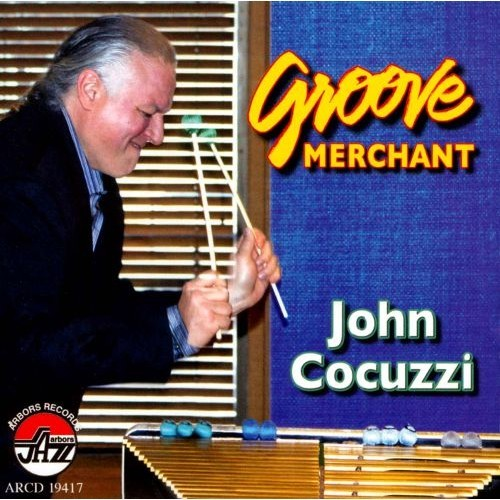 Groove Merchant [CD]