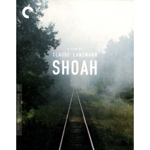 Shoah [Criterion Collection] [4 Discs] [Blu-ray] [1985]