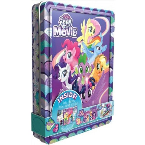 My Little Pony the Movie Collector's Tin (Paperback)