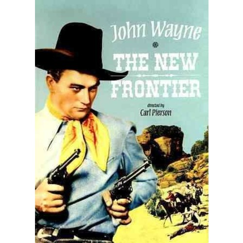 The New Frontier (DVD)