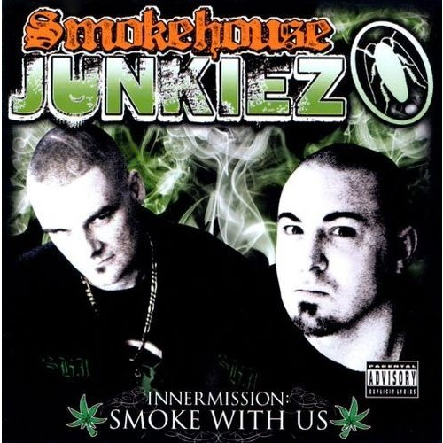 Innermission: Smoke With Us [CD] [PA]