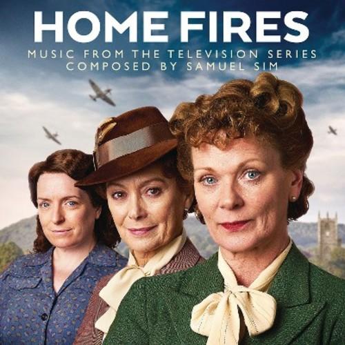 Samuel Sim - Home Fires (Original Television Soundtrack) (CD)
