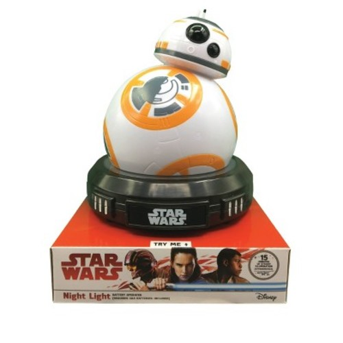 Star Wars BB-8 Nightlight