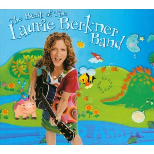 The Laurie Berkner Band - The Best of the Laurie Berkner Band (CD)