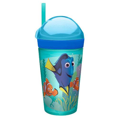 Disney Pixar Finding Dory Zak! Snak BPA Free 10 Ounce Cup