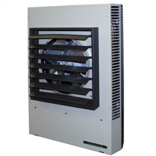 TPI 170,600 BTU Wall Insert Electric Fan Heater with Thermostat