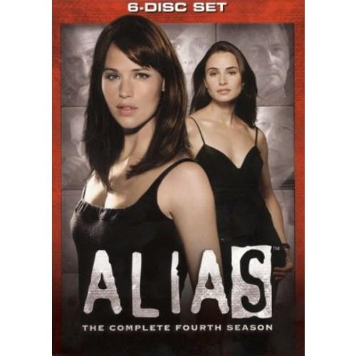 Alias: The Complete Fourth Season (DVD)