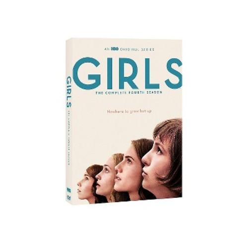 Girls: The Complete Fourth Season [2 Discs] [DVD]