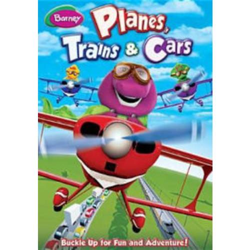 Barney: Planes, Trains & Cars