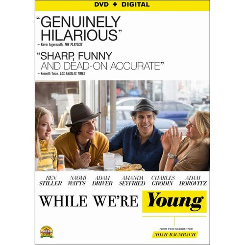 While We're Young [DVD] [2014]
