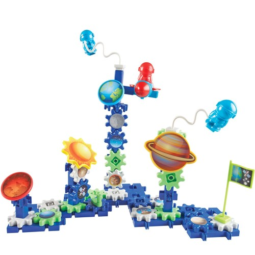 Learning Resources Gears Gears Gears! Space Explorers Set