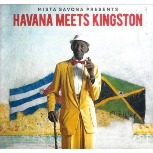 Mista Savona - Havana Meets Kingston (CD)