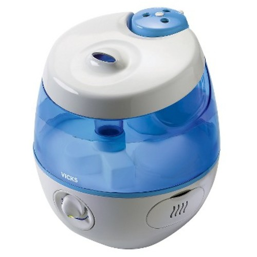 Vicks Sweet Dreams Cool Mist Ultrasonic Humidifier - Blue