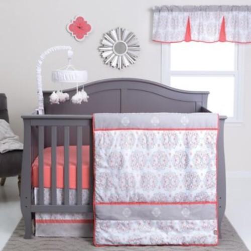 Trend Lab Valencia 3-Piece Crib Bedding Set